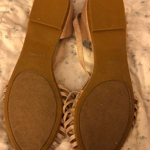Modcloth Shoes - Sandals from Modcloth - like new - size 7.5